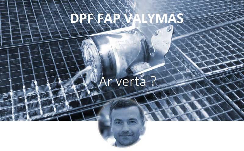 DPF FAP SUODZIU FILTRU VALYMAS